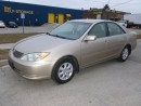 Used 2004 Toyota Camry LE for sale in North York, ON