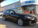 Used 2014 Mazda MAZDA3 GT-SKY NAV,LEATHER SEATING & SUNROOF LEATHER / ONL for sale in North York, ON