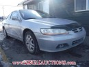 Used 2002 Honda ACCORD EX 2D COUPE V6 for sale in Calgary, AB