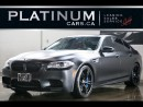 Used 2013 BMW M5 NAVI, TECH PKG, EXEC for sale in North York, ON