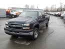 Used 2007 Chevrolet Silverado Classic 2500HD LS Crew Cab Long Box 2WD for sale in Burnaby, BC