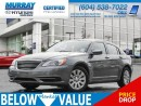Used 2013 Chrysler 200 200 LX**KEYLESS ENTRY**AUX INPUT** for sale in Surrey, BC