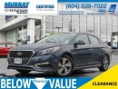 Used 2016 Hyundai Sonata Hybrid Limited**NAV**LEATHER** for sale in Surrey, BC
