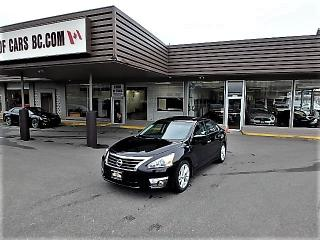 Used 2015 Nissan Altima Navigation, Sunroof, Loaded for sale in Langley, BC