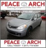 Used 2008 Nissan Versa 1.8S- LOWKMS/ ACCIDENT FREE for sale in Surrey, BC