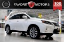 Used 2015 Lexus RX 450h Sportdesign Hybrid AWD | NAV | BACK-UP CAMERA for sale in North York, ON