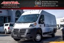 Used 2016 RAM Cargo Van ProMaster BASE InteriorConven.Pkg PwrOptions KeylessEntry RearCam  for sale in Thornhill, ON