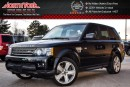 Used 2013 Land Rover Range Rover Sport HSE LUX|4x4|Luxury,AudioPkgs|Sunroof|Nav|20
