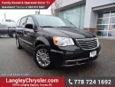 Used 2016 Chrysler Town & Country Touring-L for sale in Surrey, BC