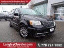 Used 2016 Chrysler Town & Country Touring-L ACCIDENT FREE w/ POWER SLIDING DOORS & STOW N' GO SEATS for sale in Surrey, BC