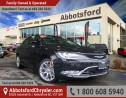 Used 2016 Chrysler 200 C for sale in Abbotsford, BC