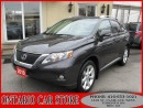 Used 2010 Lexus RX 350 AWD NAVIGATION SUNROOF for sale in Toronto, ON