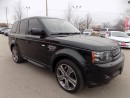 Used 2012 Land Rover Range Rover Sport Supercharged..LOADED..NAVIGATION for sale in Milton, ON