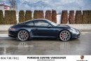 Used 2013 Porsche 911 Carrera S Coupe (991) w/ PDK Porsche Approved Certified Pre-Owned. for sale in Vancouver, BC