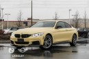 Used 2015 BMW 435i xDrive Coupe M Performance Edition!! for sale in Langley, BC