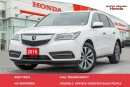 Used 2016 Acura MDX Navigation Package for sale in Whitby, ON