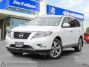 Used 2014 Nissan Pathfinder Platinum/ AWD/Leather, Heated and cooled seat/360 for sale in Port Coquitlam, BC