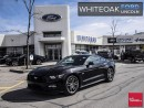 Used 2016 Ford Mustang GT Premium, FORD FACTORY CERTIFIED, EXT WARR, LOW for sale in Mississauga, ON