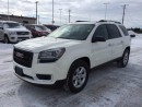 Used 2015 GMC Acadia SLE2 for sale in Edmonton, AB