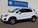 Used 2015 Chevrolet Trax LT w/2LT for sale in Edmonton, AB