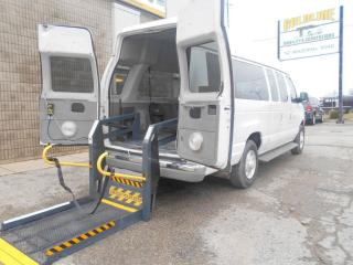 Used 2004 Ford E350 XLT Wheelchair Accessible Conversion for sale in London, ON