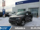 Used 2015 Jeep Grand Cherokee Limited Nav Low Kms for sale in Edmonton, AB