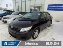 Used 2009 Toyota Corolla CE for sale in Edmonton, AB