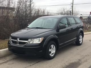 Used 2010 Dodge Journey SE **ACCIDENT FREE** for sale in Brampton, ON