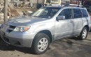 Used 2006 Mitsubishi Outlander LS FWD for sale in Toronto, ON