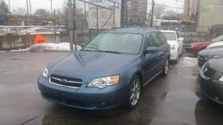 Used 2006 Subaru Legacy 2.5I for sale in Scarborough, ON