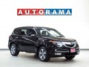 Used 2013 Acura MDX TECH PKG BACKUP CAMERA NAVIGATION LEATHER SUNROOF for sale in North York, ON