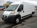 Used 2016 RAM 3500 PROMASTER Extended High Roof Cargo for sale in Brantford, ON