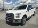 Used 2016 Ford F-150 LARIAT SUPERCREW for sale in Langley, BC