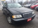 Used 1998 Mercedes-Benz C230 LEATHER/LOADED/E TESTED for sale in Pickering, ON