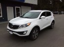 Used 2013 Kia Sportage EX for sale in Parksville, BC