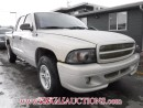 Used 2000 Dodge DAKOTA  QUAD CAB 2WD for sale in Calgary, AB