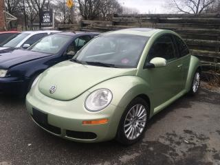 Used 2007 Volkswagen Beetle GLS for sale in Toronto, ON