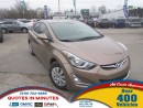 Used 2015 Hyundai Elantra ELANTRA | SPORT | MUST SEE for sale in London, ON