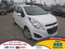 Used 2015 Chevrolet Spark 1LT | ONE OWNER | SAT RADIO for sale in London, ON
