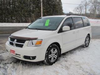 Used 2010 Dodge Grand Caravan SE for sale in Brockville, ON