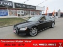 Used 2011 Audi A8 L 4.2 quattro Premium   AWD, NIGHT VISION, NAVIGATION! for sale in St Catharines, ON