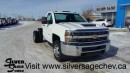 Used 2017 Chevrolet Silverado 3500 Cab & Chassis for sale in Shaunavon, SK