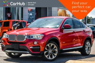 Used 2016 BMW X4 xDrive28i|Drvr Assist.Pkg|Sunroof|Keyless_Go|Nav|Heat Frnt.Seats for sale in Thornhill, ON