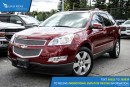 Used 2011 Chevrolet Traverse LTZ Navigation, Sunroof, and Heated Seats for sale in Port Coquitlam, BC