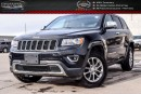 Used 2015 Jeep Grand Cherokee Limited|4x4|Backup Cam|Bluetooth|R-Start|Leather|18