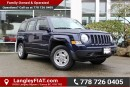 Used 2015 Jeep Patriot Sport/North NO ACCIDENTS for sale in Surrey, BC