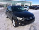 Used 2014 Volkswagen Tiguan Highline for sale in Calgary, AB