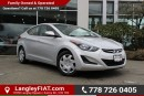 Used 2016 Hyundai Elantra GL NO ACCIDENTS, B.C OWNED for sale in Surrey, BC