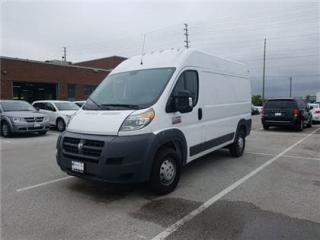 Used 2014 RAM 2500 ProMaster High Roof DIESEL, 136 WHEEL BASE !!! for sale in Concord, ON