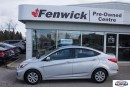 Used 2015 Hyundai Accent 4Dr GL at for sale in Sarnia, ON
